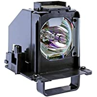 Mitsubishi WD-65738 DLP TV Assembly with High Quality Original Bulb Inside by Mitsubishi