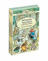 Old Mother West Wind and 6 Other Stories (Children's Thrift Classics)