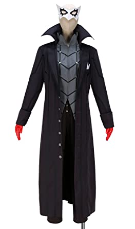 Amazon Com Cosonsen Persona 5 Protagonist Joker Kaitou