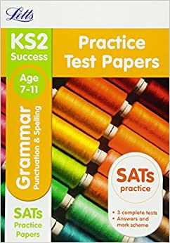 PDF Descargar Ks2 English Grammar, Punctuation And Spelling Sats Practice Test Papers: 2019 Tests