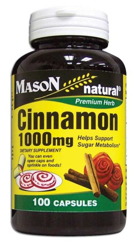 Mason naturel Cannelle 1000 mg,