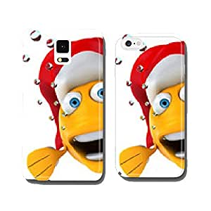 Fun fish cell phone cover case Samsung S5