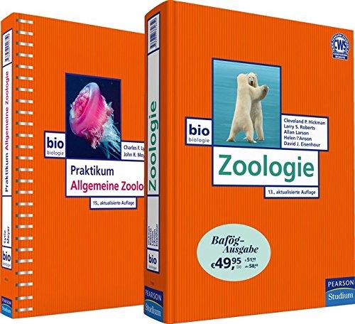 VP Zoologie - Bafög-Ausgabe (Pearson Studium - Biologie)
