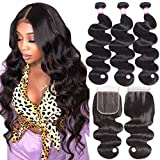 Best BP Brazilian Virgin Hairs - B&P Hair Brazilian Hair 3 Bundles Body Wave Review