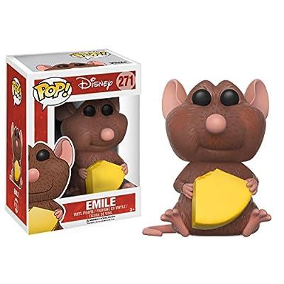 Funko POP Disney Ratatouille Emile Action Figure: Funko Pop! Disney:: Toys & Games