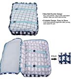 Vercord 6 Set Mesh Packing Cubes And Storage Bags
