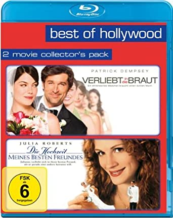 Amazon Com Verliebt In Die Braut Die Hochzeit Meines Besten Freundes Best Of Hollywood 2 Movie Collector S Pack Movies Tv