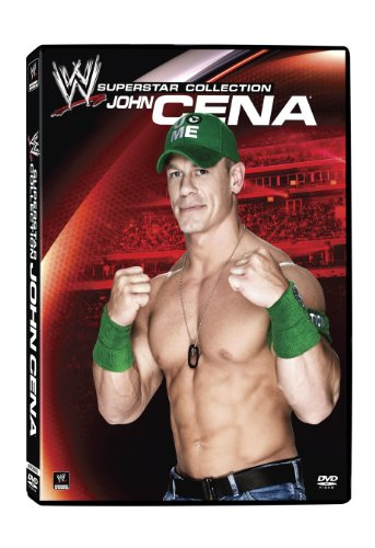WWE: Superstar Collection - John Cena (Wwe Championship John Cena Vs The Rock)