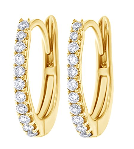 25 Ct Diamond Earrings - 4