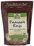 NOW Foods Pineapple Rings - 12 oz