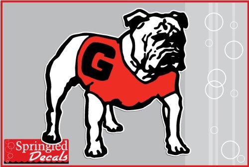 Georgia Bulldogs DOG MASCOT #3 6