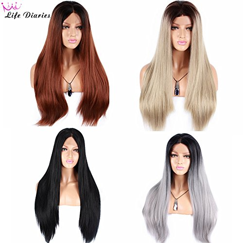 life-diaries-250density-two-tones-fashion-long-straight-10human-hair-90heat-resistant-fiber-dark-roo