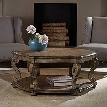 Amazoncom Hooker Furniture Brookhaven Rectangular Cocktail Table