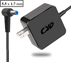 CYD 65W Powerfast Replacement for Laptop-Charger Acer Aspire One m5 a150 d150 d250 d255 d260 d270 a110 ao532h ao722 kav60 nav50 pav70 za3 chromebook c7 c710 ac700 e100 dp-30jh b adp-40th a pa-1300-04