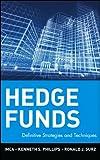 Hedge Funds, IMCA, 0471463094