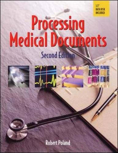 Processing Medical Documents