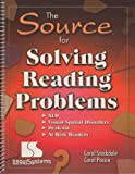 Source for Solving Reading Problems, Stockdale, Carol and Possin, Carol, 0760604045