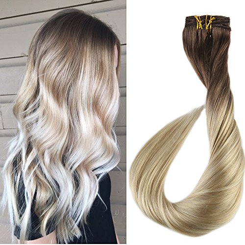 Buy rated hair extensions clip in