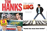 Big Tom Hanks + The Money Pit / The Burbs / Dragnet Classic Collection Fun Comedy 80's Family 4 movie Set