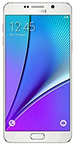 Samsung Galaxy NOTE 5 N920V 32GB Verizon Wireless CDMA No-Contract Smartphone - White (Certified Refurbished, Good Condition)