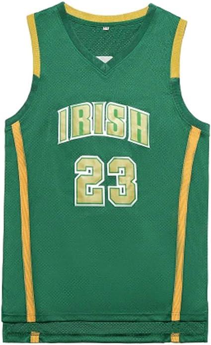 Camisetas de Baloncesto Lebron James # 23 Retro de los Hombres ...