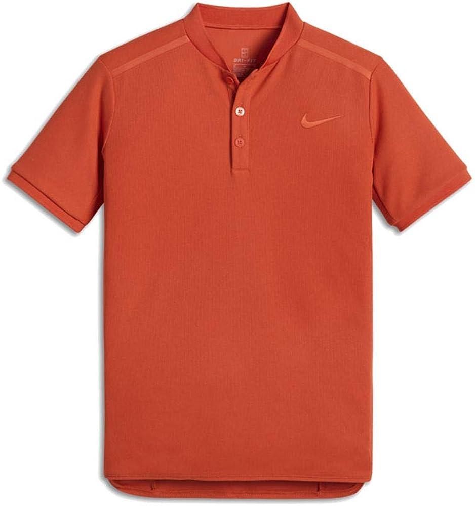 Nike Court Advantage - Polo de Tenis para niño: Amazon.es: Ropa y ...