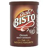 Bisto Gravy Granules Onion - 170g - Pack of 4 (170g x 4)