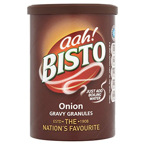 - Bisto Gravy Granules Onion - 170g - Pack of 2 (170g x 2)