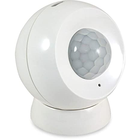 HomeSeer HS-MS100+ Z-Wave Plus Motion Sensor | Works With SmartThings