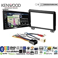 Volunteer Audio Kenwood Excelon DNX694S Double Din Radio Install Kit with GPS Navigation System Android Auto Apple CarPlay Fits 2003 Expedition and Navigator