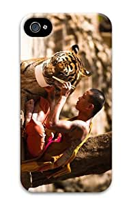 cover on sale monk tiger PC Case for iphone 4/4S
