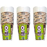 24 x 12oz PREMIUM COFFEE CUPS & SIP LIDS - great for hot coffee, tea or soup - FREE DELIVERY by Party & Paper Solutions
