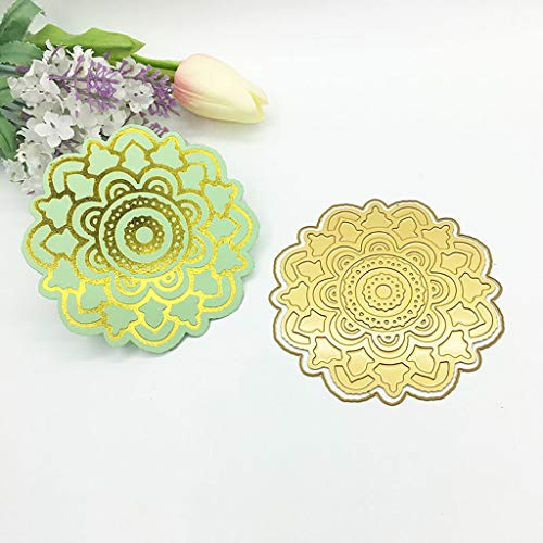- Katherina Home Decoration DIY Cutting Dies for Flowers Card Making Metal New Trees Happy Birthday Flower Craft