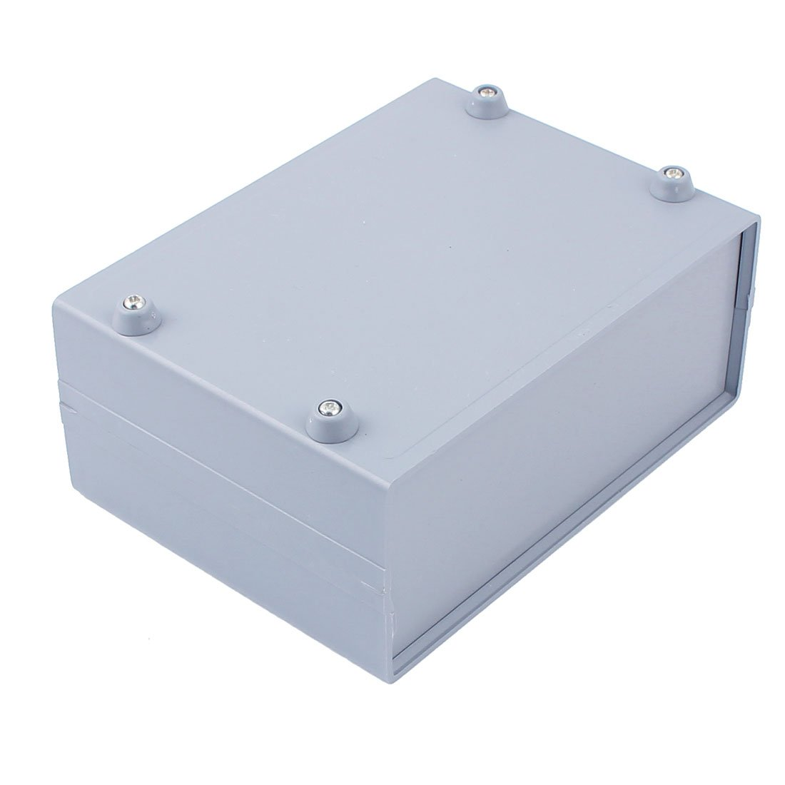 uxcell 165mmx120mmx68mm Gray Enclosure Case DIY Electronic Wiring Project Box