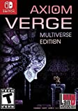 Axiom Verge - Nintendo Switch Multiverse Edition