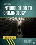 Introduction to Criminology: A Text/Reader (SAGE Text/Reader Series in Criminology and Criminal Justice)