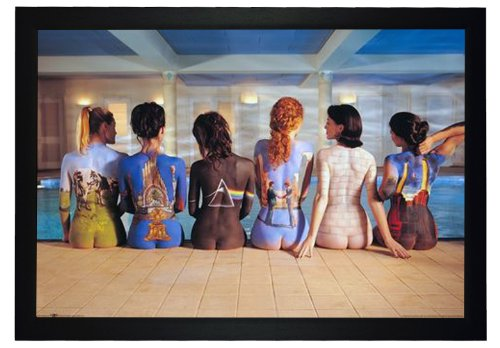 Pink Floyd, Back Catalog Door Back Art 24