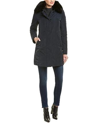 san francisco a823c 633de Giacca Peuterey Donna Metropolitan GB Fur MainApps