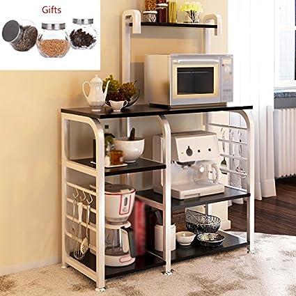 Muebles de cocina Bastidores de cocina de gran capacidad simple ...