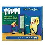 Pippi Langstrumpf geht in die Schule und andere Abenteuer (CD): Hörspiel