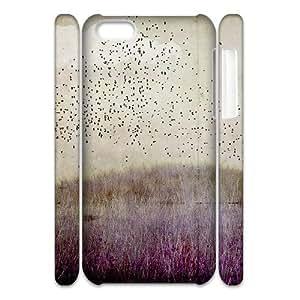 linJUN FENGCool Painting Bird Unique Design 3D Cover Case for iphone 4/4s,custom cover case case567746