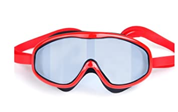 99e4b29777 Ddpp Anteojos De Natación De Silicona Para Niños Gafas De Niños Lindos  Gafas De Dibujos Animados Gafas De Estudiantes Gafas De Varios Colores,Red:  ...