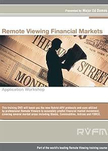 Remote Viewing Financial Markets