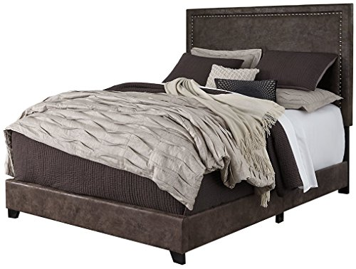 Signature Design by Ashley B130-281 Bed Queen Brown