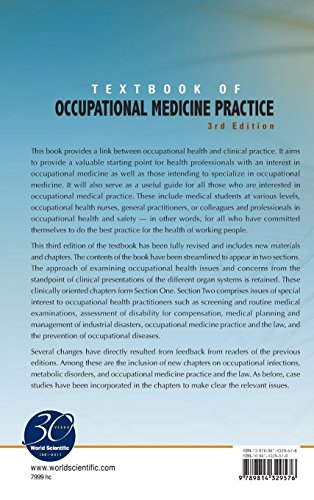 Textbook of Occupational Medicine Practice (3rd Edition)
