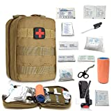 Best Aid Kits - Emergency Trauma Tactical Kit - First Aid SurvivalKit Review