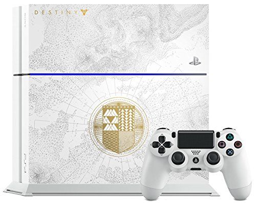 PlayStation 4 500GB Limited Edition Console - Destiny: The Taken King Bundle [Discontinued] 4