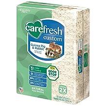 carefresh Custom Rabbit/Guinea Pig Pet Bedding, 50 L, White