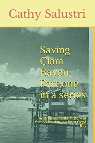 Boca Bay (Saving Clam Bayou: Part one in a series: An environmental history of the last estuary on Boca Ciega Bay)