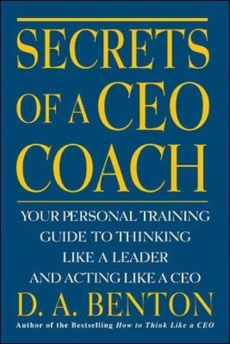 Secrets CEO Coach Personal Training product image